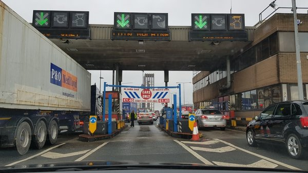 If agreed, the toll would increase from €1.40 to €1.90 for private cars
