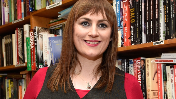 Cúirt Programme Director Emily Cullen