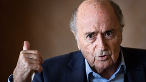 Sepp Blatter: 'You cannot deny one of the candidates (the chance) to go to Congress.'