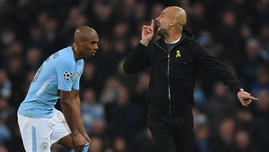 Guardiola was unhappy with some of the decisions by the match officials in the 2-1 defeat to Liverpool