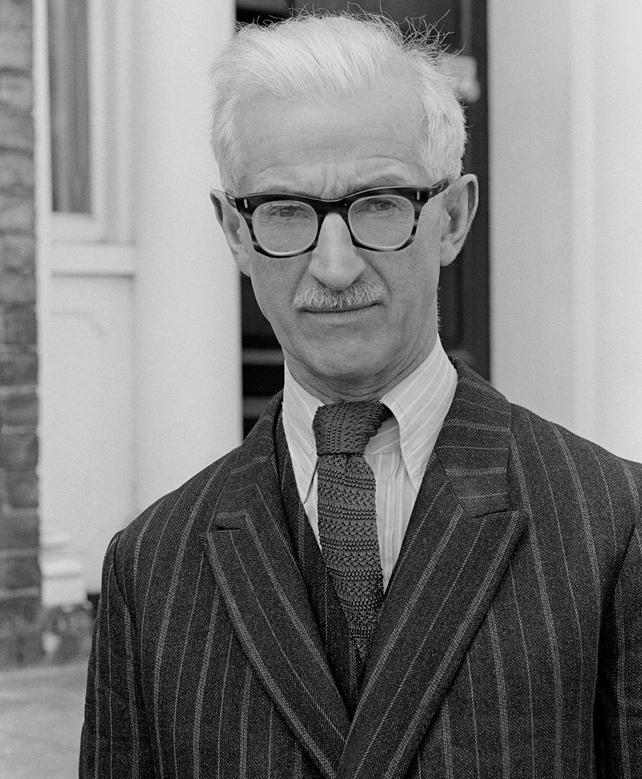 Irish Architect Niall Montgomery