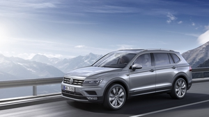 The Tiguan Allspace is the latest entrant in the seven-seat family market.