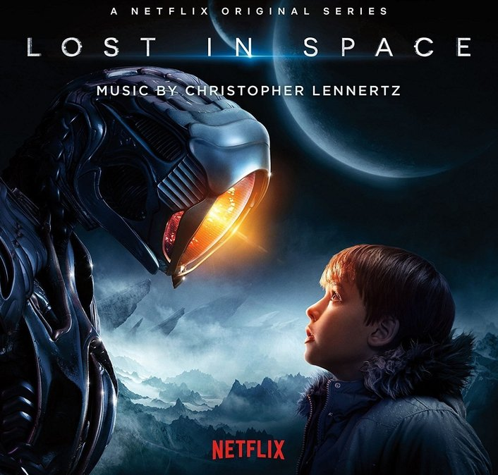 """Lost In Space"" on Netflix"