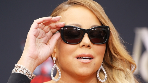 """Mariah Carey - """"Until recently I lived in denial and isolation and in constant fear someone would expose me"""""""