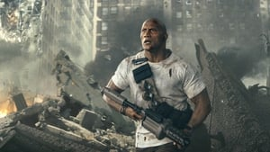Rampage isn't groundbreaking material but it is a visually striking thrill