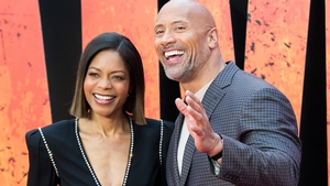 "Naomie Harris: ""He sang her Happy Birthday and it was so sweet"""