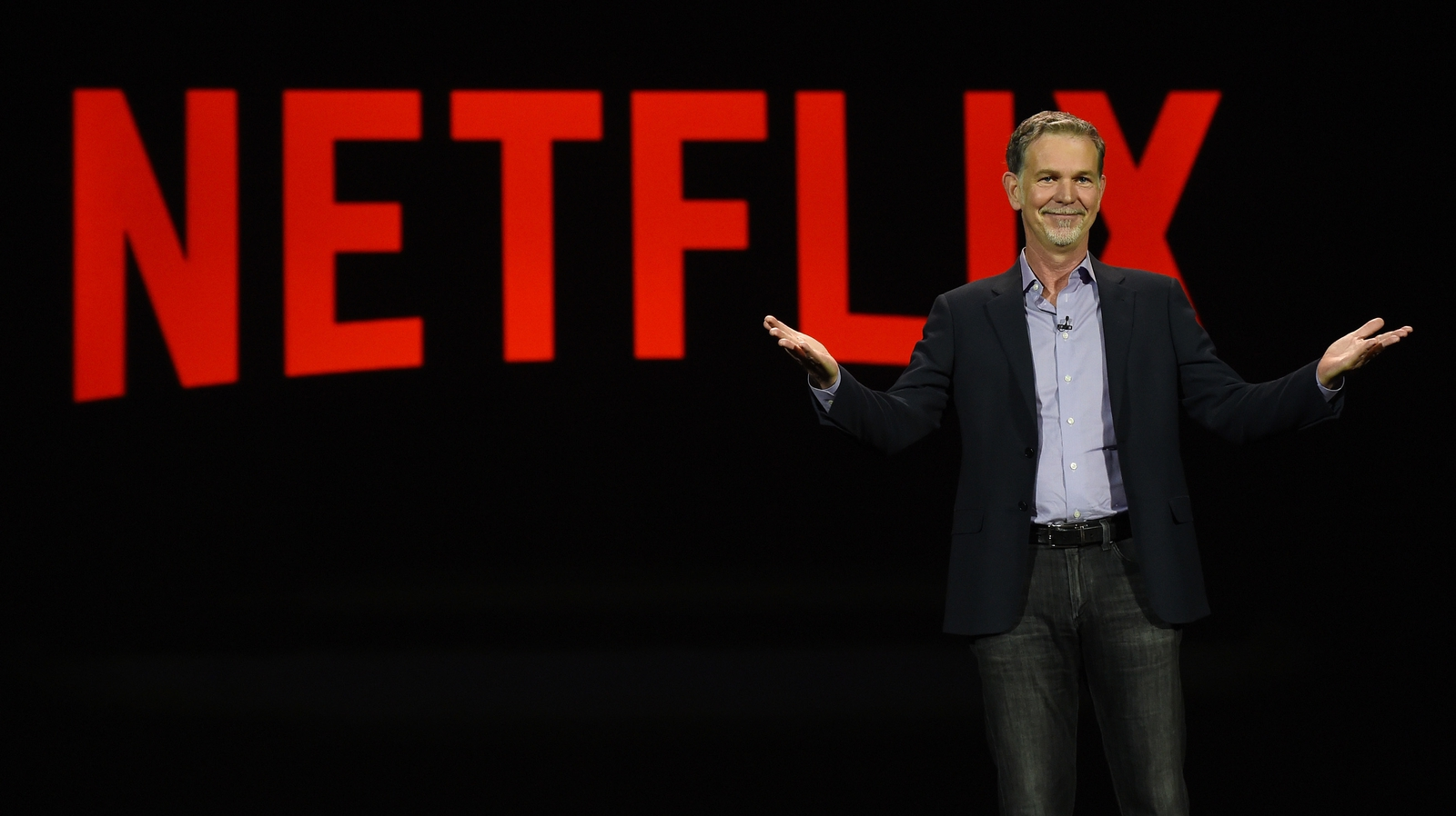 Image - Reed Hastings, Founder and CEO of Netflix