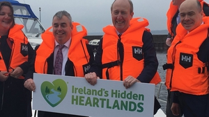 The River Shannon will be marketed as a key component of the brand