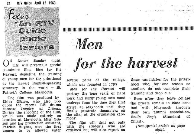 RTV Guide, 12 April 1963