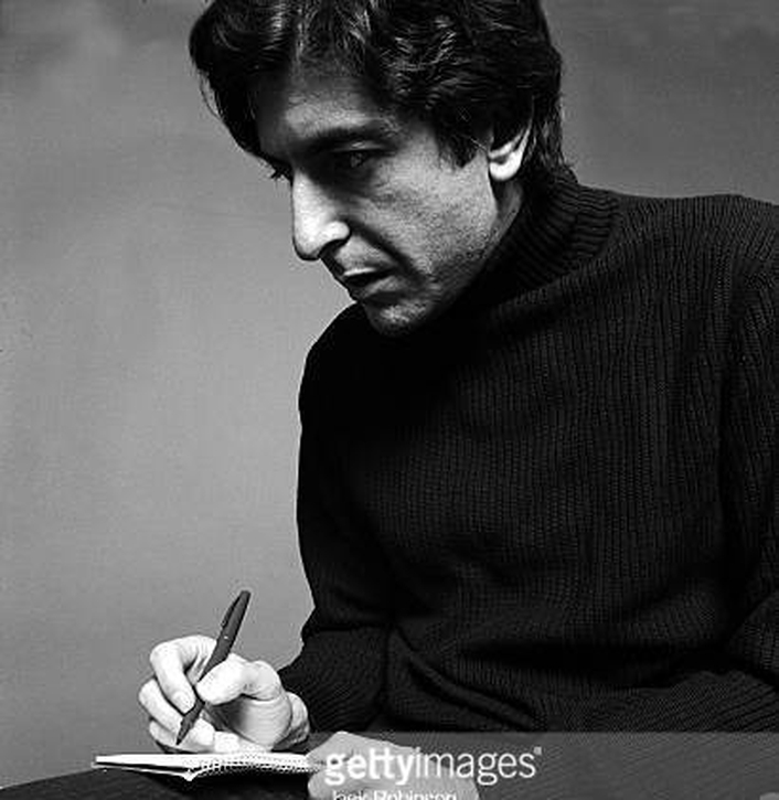 """Leonard Cohen, Philosopher"", a lecture by Philipp W Rosemann"