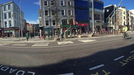 U-turn on city car ban in Cork