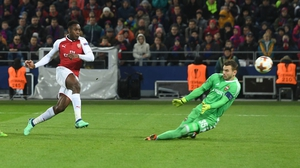 Danny Welbeck will leave Arsenal at the end of the season