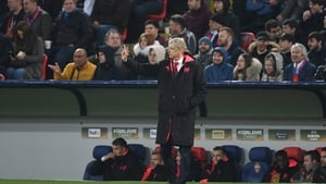 Wenger's Arsenal remain on track for the Lyon decider on 16 May