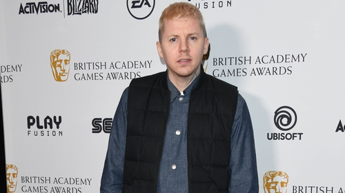Rapper Professor Green is gearing up for his first movie role