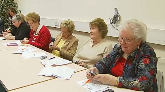 Gadget class for older people, Drogheda (2008)
