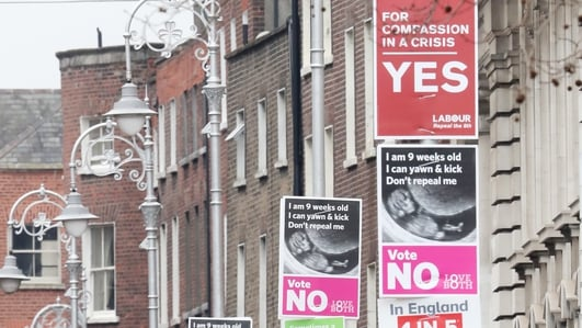 Eighth amendment: 'You feel like a criminal'