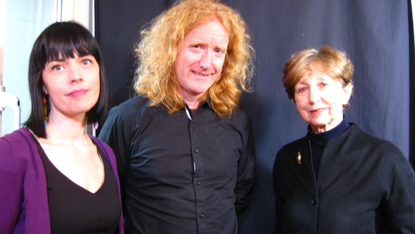 Doireann Ni Ghriofa and Louis de Paor join Olivia O Leary on this week's Poetry Programme