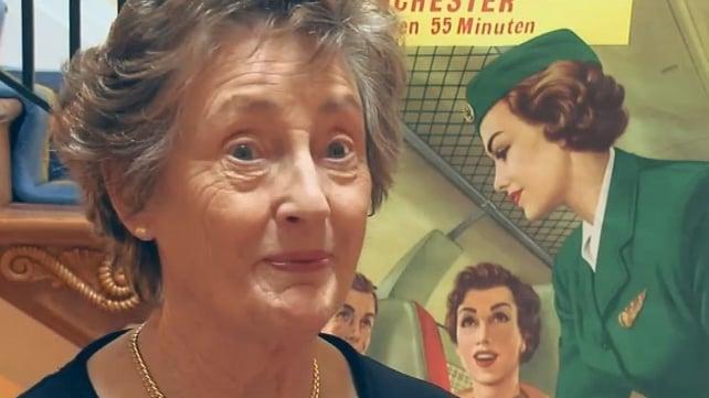 Former Aer Lingus Flight Attendant Miriam Conway