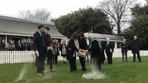 Noel Cantwell's family scatter his ashes in Cork