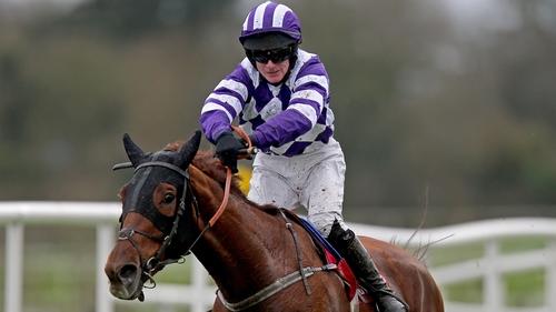 Chris Timmons is a jockey on the Irish National Hunt circuit