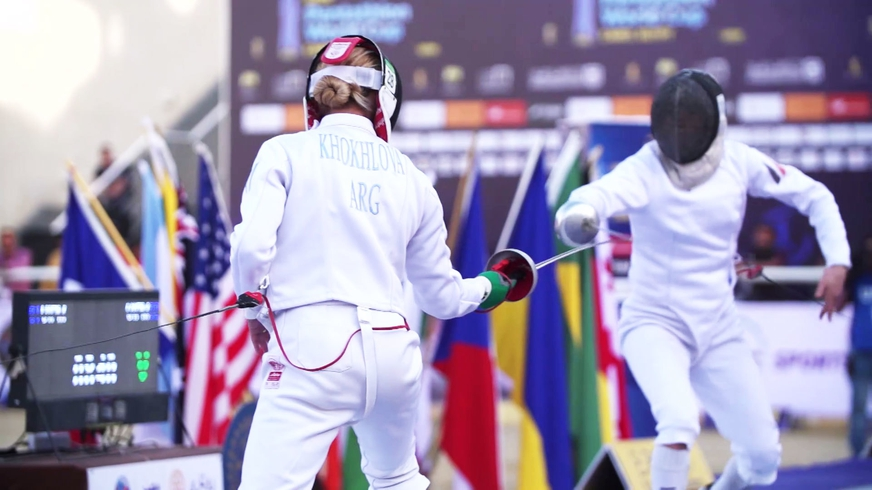 Modern Pentathlon World Cup - LA