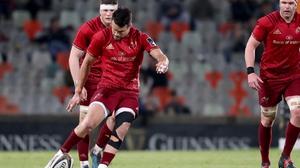 Conor Murray lands the winning kick at Bloemfontein