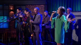 Supertonic Sound Club | The Late Late Show