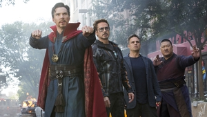 The sublime Avengers: Infinity War will premiere on Sky this Christmas
