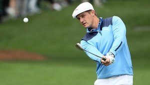 Bryson DeChambeau finished put in a strong finish