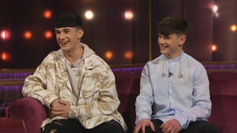 Sean and Conor Price | The Ray D'Arcy Show
