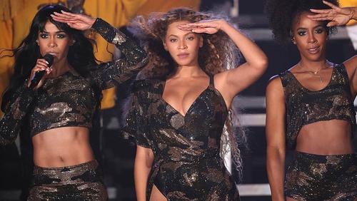 Beyonce gets Destiny's Child back together for Coachella performance, image via Beyonce/Instagram