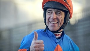 Davy Russell followed up his Aintree Grand National victor at Tramore