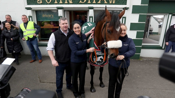Kilkenny People owner's horse pipped at the post in the Grand National