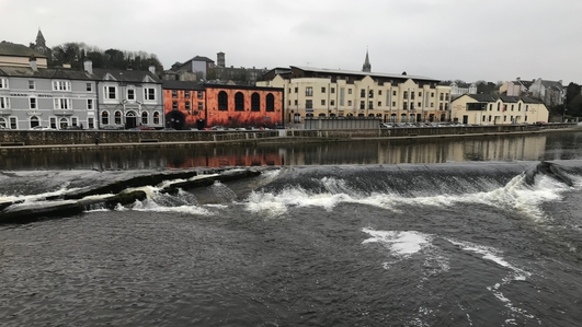 Millions needed to fix Fermoy Weir; but who will pay? John Burke reports