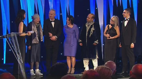 Community Group of the Year   People of the Year Awards