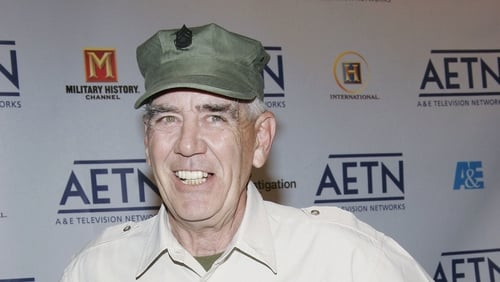 Actor R. Lee Ermey has passed away at the age of 74