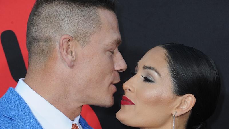 """John Cena - ''I still love Nicole, I still would love to marry Nicole, I still would love to have a family with Nicole""""."""