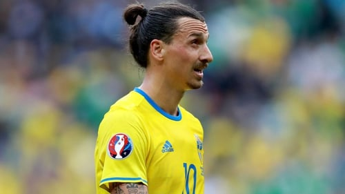 "Zlatan Ibrahimovich: ""If I want, I am there."""