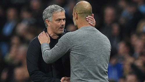 Jose Mourinho conceded that Manchester City are worthy champions