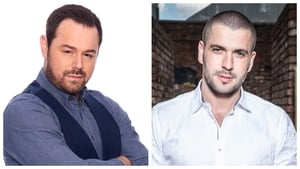Danny Dyer had some words of encouragement for Shayne Ward