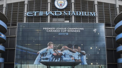 Manchester City have won three Premier League titles in the last seven seasons