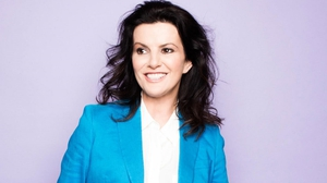 Deirdre O'Kane stars in Fiona Looney's sketch show Waiting