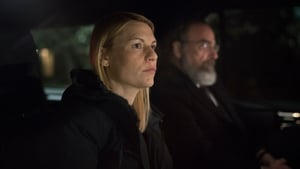"""Claire Danes as Carrie (with Mandy Patinkin as Saul) in Homeland - """"She's a lot, this Carrie-freakin'Mathison character"""""""
