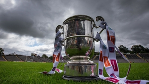 The Anglo Celt Cup is the prize in Ulster