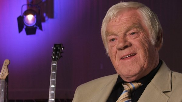 Big Tom's career spanned over 50 years in Irish country music