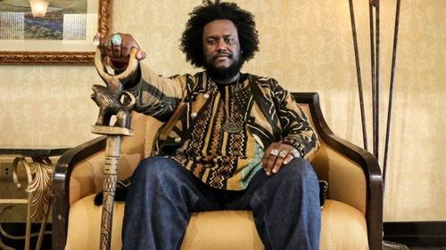 Cosmic jazz master Kamasi Washington