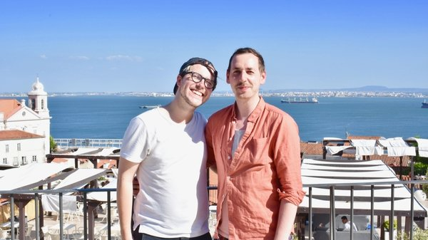 48 Hours in Lisbon with the Gastro Gays