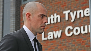 Darron Gibson has a previous conviction for drink-driving