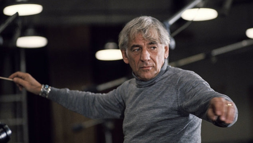 RTÉ lyric fm celebrates legendary composer and conductor Leonard Bernstein