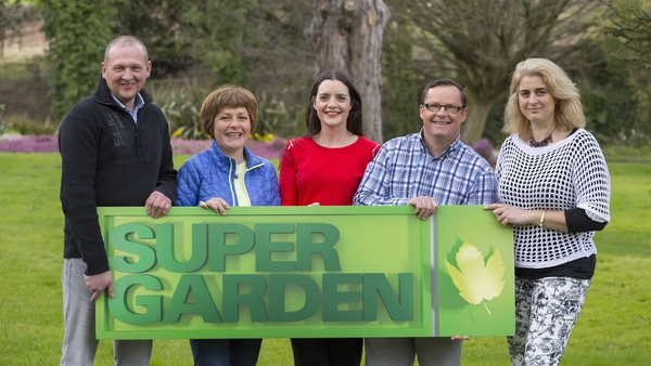 Super Garden is back!